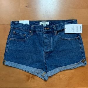 Forever 21 High Rise Shorts size 28